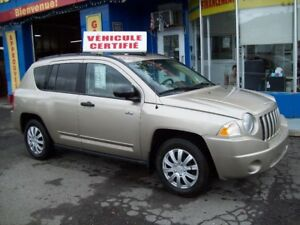 2009 Jeep Compass 4X4 north edition,a/c,