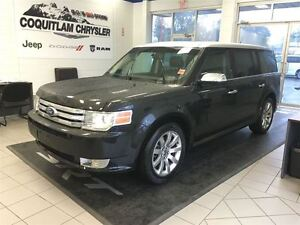 2011 Ford Flex loaded sunroof leather