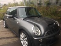 Mini Cooper S Chilli Pack plus Extras
