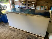 650L Chest Freezer (barely used)