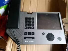 15 x Lg-Nortel touch screen IP phones