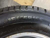 VW Transporter wheels/tyres
