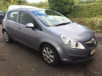 2009 Vauxhall Corsa for Sale