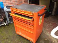 Bahco 1470K7 1470K7 Tool Trolley
