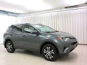 2016 Toyota RAV4 A NEW ADVENTURE IS CALLING!!! LE AWD SUV w/ HEA
