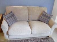 Two seater sofa/settee Oak Furniture Land - Jasmine