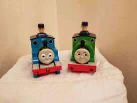 Joblot of Thomas the tank engine plastic toys