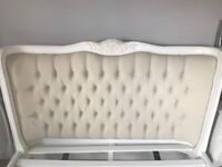 French style king size bed frame for sale