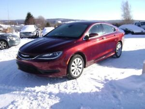 2016 Chrysler 200 LX/BLUETOOTH/CRUISE/AC/MP3
