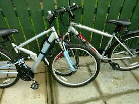 2 bikes as good as new