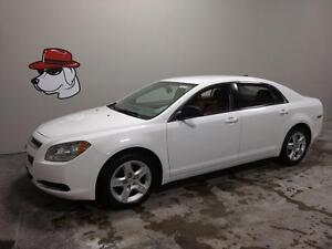 2012 Chevrolet Malibu LS   ***Located in Owen Sound***
