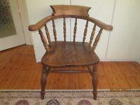 Antique Captains Chair.