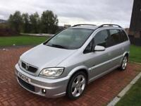 Vauxhall Zafira DTI 2.0 GSI 7 Seater