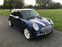 Mini Cooper 1.6 limited edition rare spec exceptionally well looked after