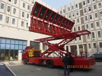Mobile Truck & Hydraulic LED Screen Carriers
