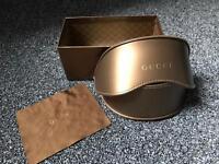 Gucci sun glass case