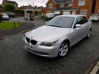 2009 58 bmw 520d se 6 speed full service history lcl model