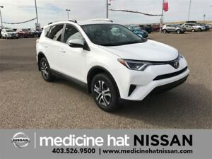 2017 Toyota RAV4 LE AWD TEXT 403-977-0009 for more info!