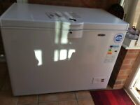 LARGE SIZE (315L) BEKO CHEST FREEZER IN GOOD WORKING CONDITION.