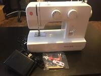 Singer Promise Sewing machine as New