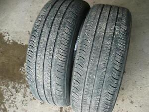 Two  195-55-15 tires   $50.00
