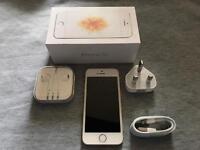 iPhone SE 64GB Gold Unlocked