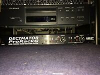 ISP Decimator Prorack G - Dual Channel Noise Gate/Reduction (plus flight case if required)