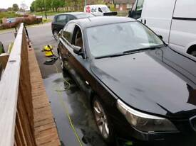 Bmw 530d se loads of factory extras inc upgraded leather