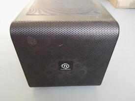 Thermaltake Core V21 Matx Mesh Case with 200 mm Fan, Black