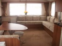 GOLD HOLIDAY HOME AVAILABLE FOR RENT IN VALLEY FARM PARK RESORTS CLACTON ON SEA