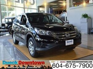 2012 Honda CR-V LX -AWD
