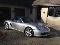 Porsche Boxster S 3.2L - 2005 - Silver - PASM - Black Leather - New MOT - North Coast 500 - NC500