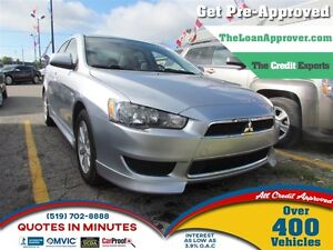 2014 Mitsubishi Lancer SE * HEATED SEATS * BLUETOOTH
