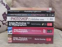 Photoshop etc books