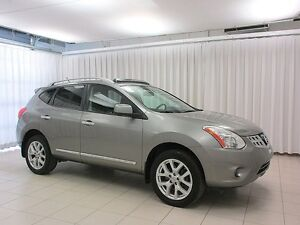 2013 Nissan Rogue 2.5SL AWD SUV w/ LEATHER, NAV, SUNROOF!! WOW!!