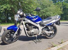 GS500 E Suzuki Blue 2002 (A2 compliant)