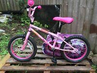 Girls Apollo Roxie Bike for sale