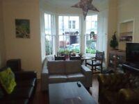one double room to rent in main door flat in hillside
