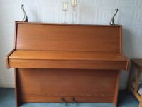 Gorgeous little piano. House move forces sale.