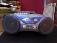 SHARP CD/RADIO