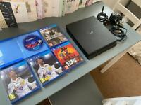PS4, Games & Controller for Sale