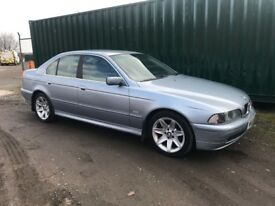 BMW 525D SE AUTO 87,000 GENUINE MILES