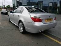 BMW 525D M SPORT FIRST COME FIRST SERVE
