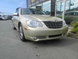 2010 Chrysler Sebring LIMITED W/ LEATHER, ALLOYS & DUAL EXHAUST