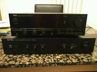 Rotel and Trio Amplifiers for Spares or Repair