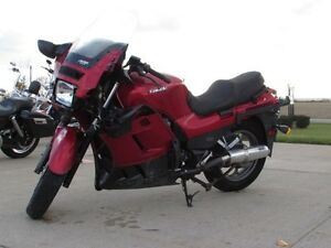 2001 kawasaki Concours 1000  Great Parts Bike with Full Kawasaki