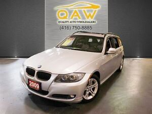 2009 BMW 3 Series 328i xDrive LEATHER PANORAMIC ROOF 16ALLOYS