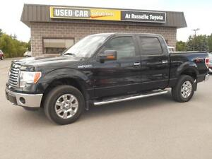2011 Ford F-150 XTR SuperCrew 5.5-ft. Bed 4WD Peterborough Peterborough Area image 1