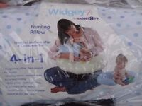 Nursing Pillow by Widgey for Babies R Us.