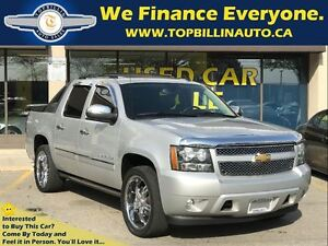 2012 Chevrolet Avalanche 1500 LTZ Navigation, Power Running Boar